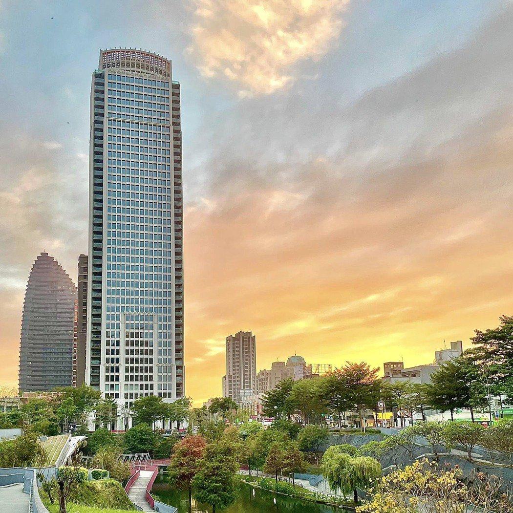 中台灣首棟單價破百萬豪宅 可望在七期市政北七路